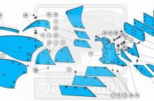 Части за плугове Lemken body B35, B40, CS40